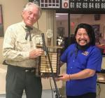Mike Vo named 2018 Barbershopper of the Year